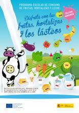 Campaña Europea Frutas, Hortalizas y Leche